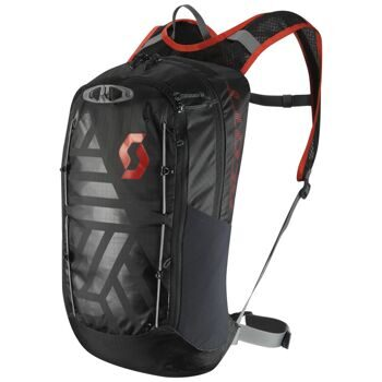 Рюкзак  Scott Pack Trail Lite FR' 8 caviar black/fiery red one size