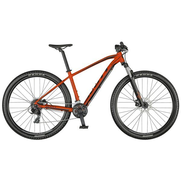 SCOTT Bike Aspect 960 red M