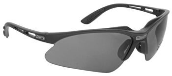 Очки  M-IGHTY, navy, with exchangeable dark lenses, with spare lenses(clear, ora