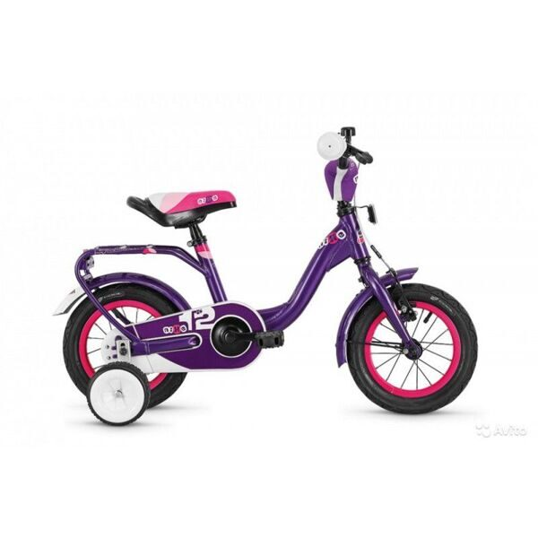 "S`COOL NIXE 12""  1 sp Violet"