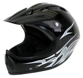 Шлем freeride/downhill helmet,size 58-62 cm , box
