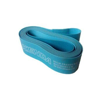 Ободная лента rimtape, universal, 26 + 28, 18 mm wide, circumference: 1.552 mm О