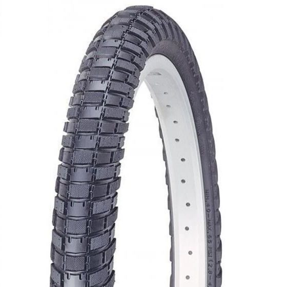 Велопокрышка tire 20x2.25, 57-406, K-939, - KUTLAS -, black