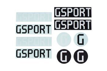 Наклейки G-SPORT ASSORTED PACK