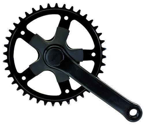 "Шатуны for 20""(18""-24""), 1-speed, 152 mm p.c. crank, steel chainring 40 t"