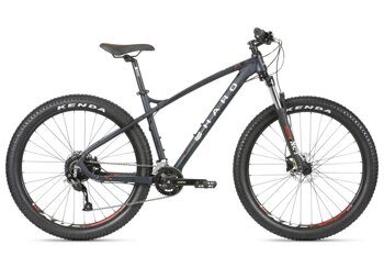 Double Peak 27.5 Five Trail, 2020, Matte Black, 27,5 дюймов, 18""