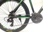 AXIS 27.5 MD Matt Black Green 16