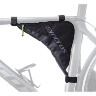 Сумка на раму Saddle Bag Syncros Frame Retro black/grey one size