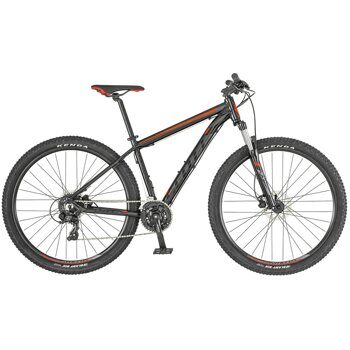 Bike Aspect 760 black/red XS