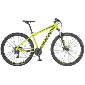 Bike Aspect 760 yellow/grey XS