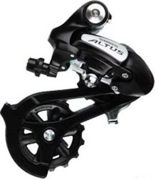 Перек-ль задний RD-M310-L, ALTUS, 7/8-SPEED DIRECT ATTACHMENT     BLACK