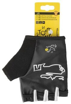 Велоперчатки bicycle gloves TOUR DE FRANCE, w/GEL pads inside