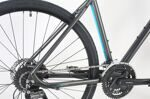HARO Astoria SG Charcoal/Cyan Blue