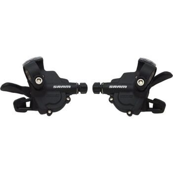 Манетки X-3 Trigger Set 7sp Rear Index Front