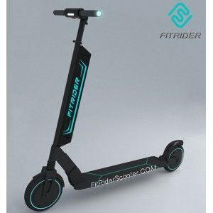 FITRIDER T1S / 8'INCH / 5,2 AH / City Model