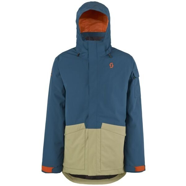 Куртка Jacket Terrain Dryo Plus eclipse blue/sahara beige oxford