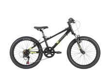 "HARO Flightline 20"" SG Black/Neon Green"