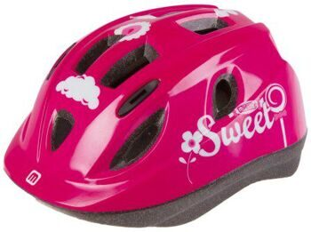 "Шлем for children, MIGHTY, ""SWEETS"", pink, size: XS = 48-54 cm"