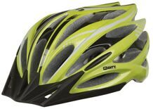 Шлем helmet for adults, MIGHTY MTB, yellow/black/white