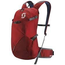 Рюкзак Pack Trail Rocket FR' 18 fiery red/seaport blue