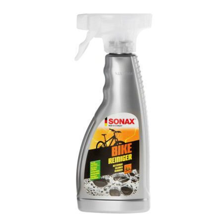 Очиститель SONAX bike cleaner, in 500 ml spray bottle (manual: CZ, PL, RU, SK)