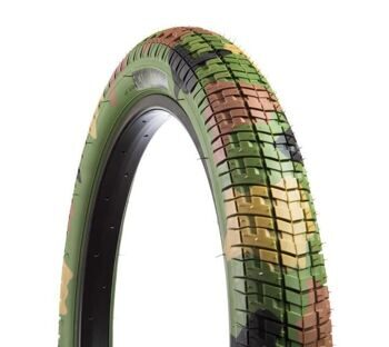 "Покрышка TROOP TIRE20x2.3"" Jungle Camo"