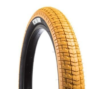 "Покрышка TROOP TIRE20x2.3"" Gum/Black"